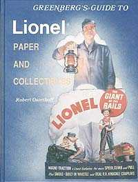 Lionel Paper and Collectibles
